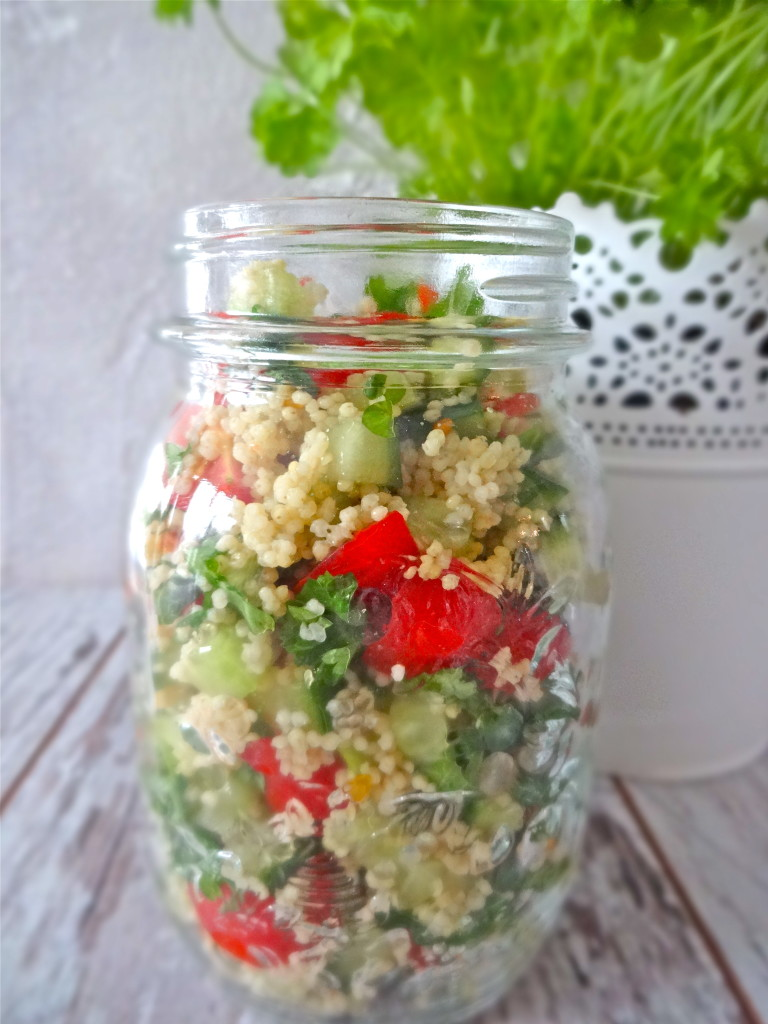 Heavenlynn Healthy Tabbuleh
