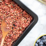 Beetroot and Apple Granola