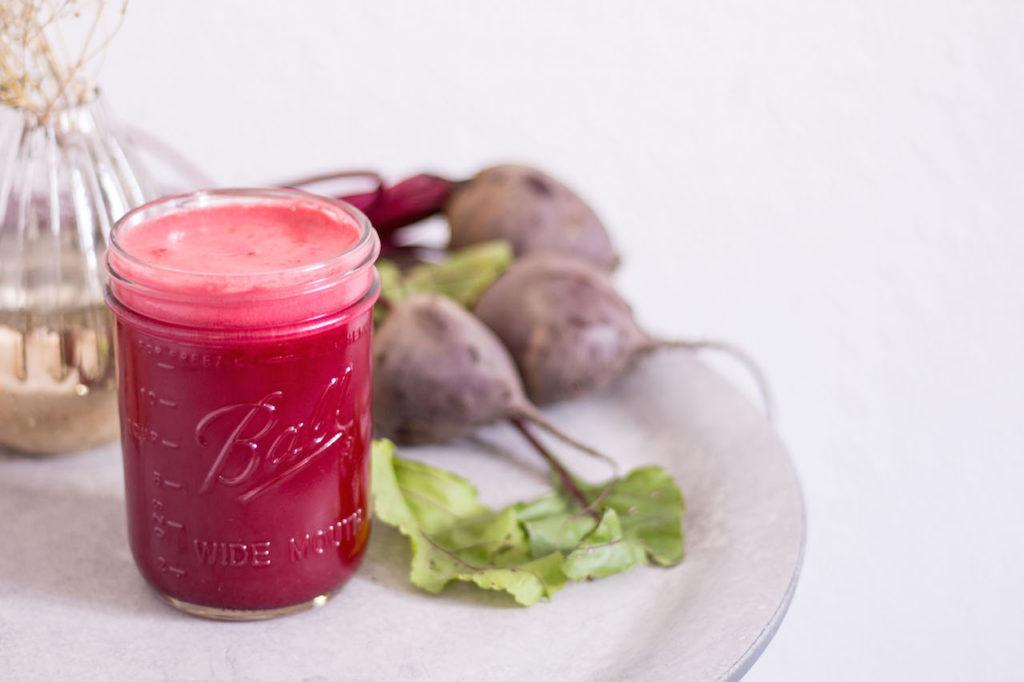 Delicious Beetroot Juice - vegan, plant based, vegetarian, gluten free - heavenlynnhealthy.com