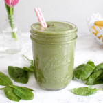 My Favorite Green Smoothie - plant based, gluten free, refined sugar free, vegan, healthy - heavenlynnhealthy.com