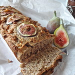 Wholesome Fig and Walnut Bread