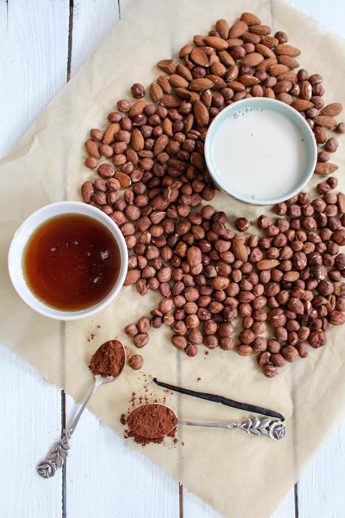 Healthy Nutella - plant based, gluten free, refined sugar free, vegan - heavenlynnhealthy.com