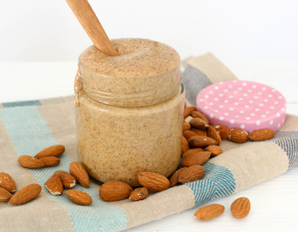 The best almond butter