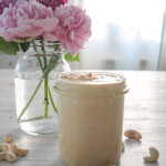 Cashew Butter with Sea Salt