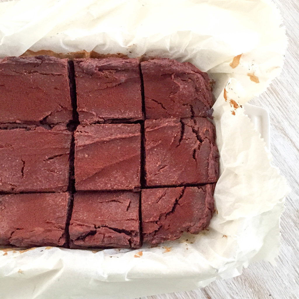 Pumpkin Brownies - vegan, gluten free, plant-based