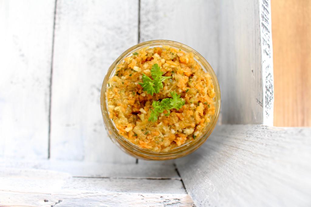 Homemade vegetable stock paste - vegan, gluten free, refined sugar free, plant-based - heavenlynnhealthy.com