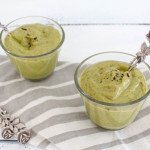 Avocado Vanilla Pudding - vegan, plant based, gluten free, refined sugar free, healthy - heavenlynnhealthy.com
