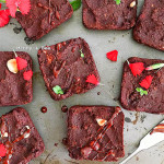 Heavenlynn's Friends: Baked kidney bean brownies by Büsra