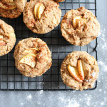Healthy Apple-Cinnamon Muffins (with Avocado!) - plant based, vegan, vegetarian, refined sugar free, gluten free - heavenlynnhealthy.com