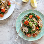 Quick Buckwheat and Vegetable Stir Fry - vegan, plant based, gluten free, refined sugar free, healthy - heavenlynnhealthy.com