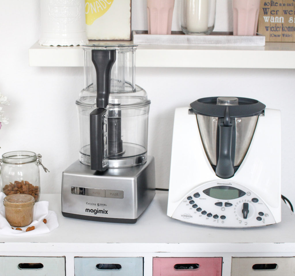 How to choose the best food processor - Magimix, Thermomix and Kenwood Test - heavenlynnhealthy.com