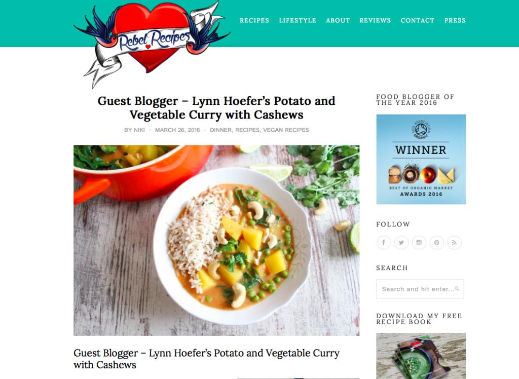Heavenlynn Healthy Press - Rebel Recipes