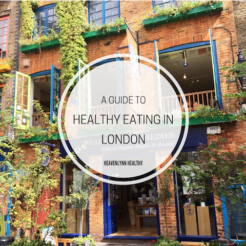Healthy Eating in London