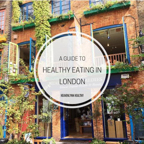 Healthy Eating in London