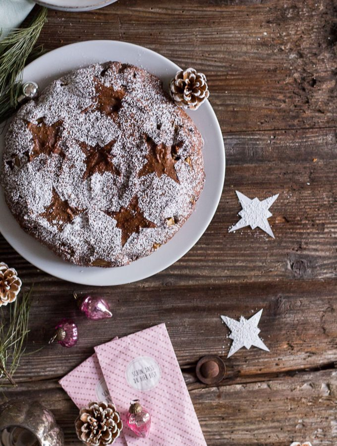 Spiced Holiday Buckwheat Cake - vegan, plant based, gluten free, refined sugar free - heavenlynnhealthy.com