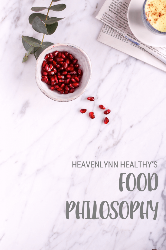 My Food Philosophy - Alpro H.A.P.P.Y. Challenge - heavenlynnhealthy.com