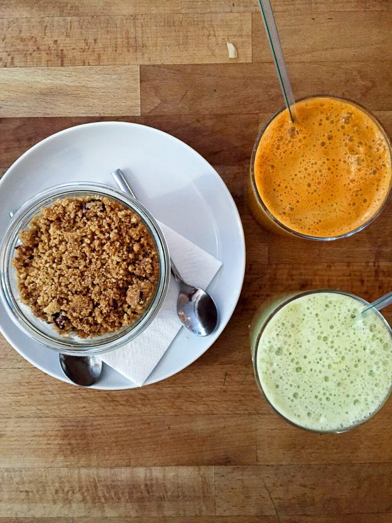 Healthy Eating in Paris - heavenlynnhealthy.com