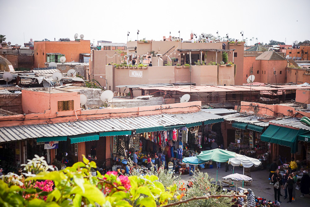 Healthy Eating in Marrakech - heavenlynnhealthy.com