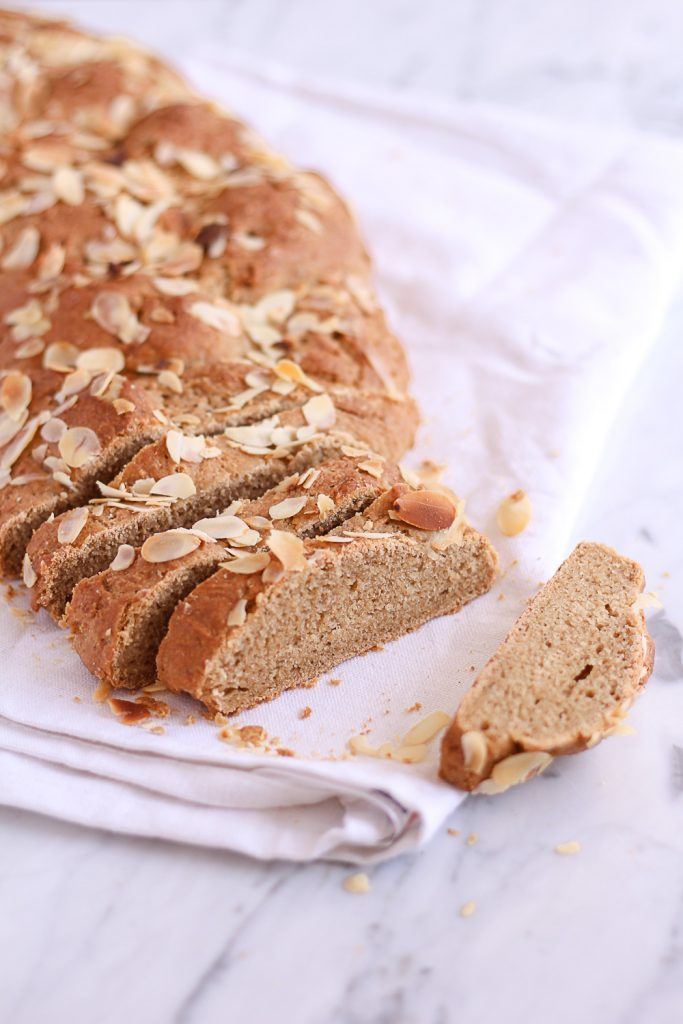 Healthy Easter Braid - plant-based, vegan, gluten free, refined sugar free - heavenlynnhealthy.com