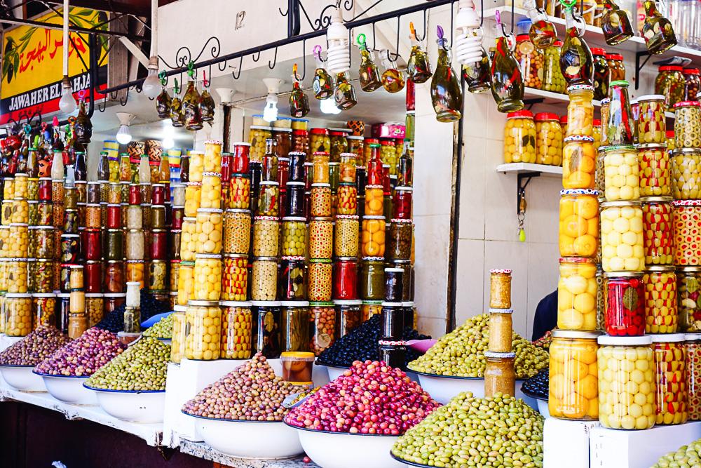 Healthy Eating in Marrakech - heavenlynnhealthy.com