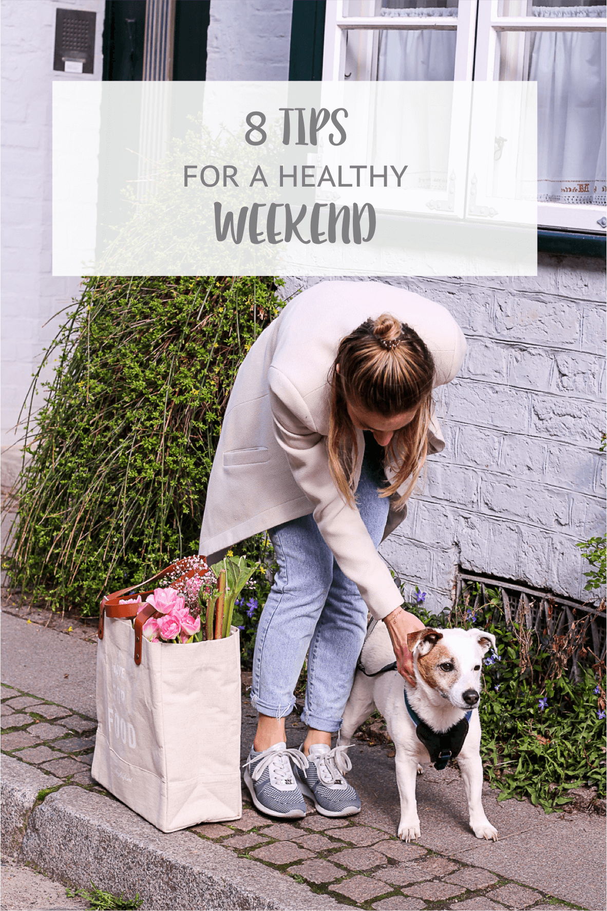 8 Tips for a healthy weekend + printable meal planner