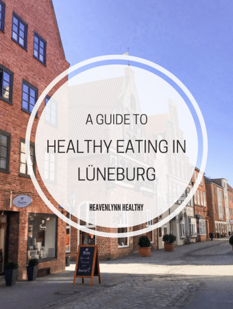Healthy Eating in Lüneburg – Cafés, restaurants & delis