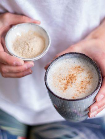 Hormone Balancing Ashwagandha Latte & Adaptogens