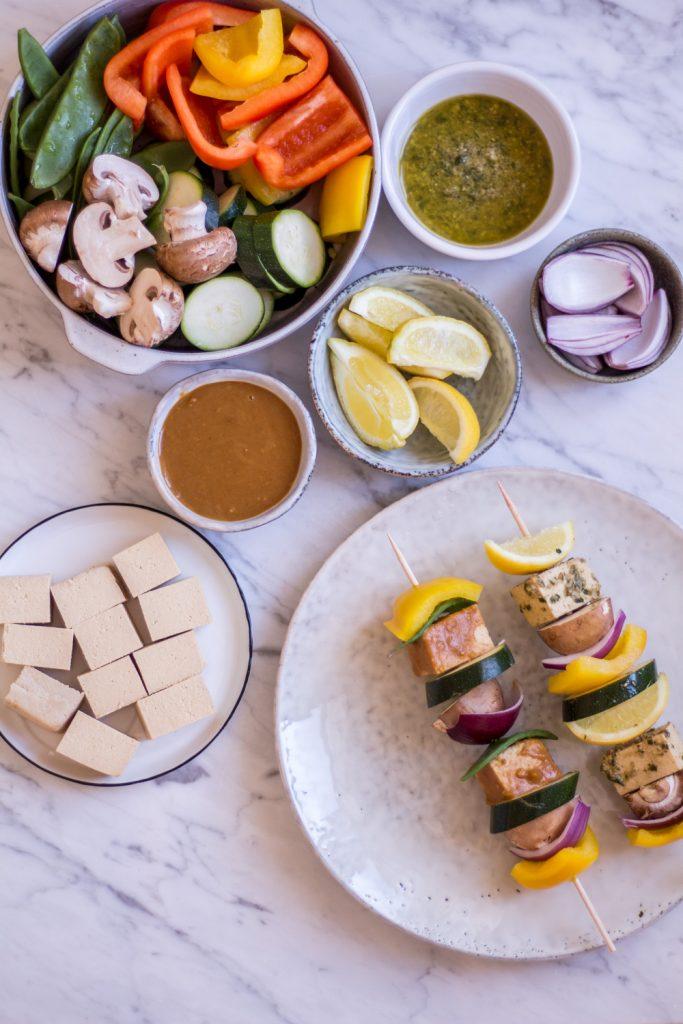 Healthy veggie BBQ ideas - plant-based, vegan, gluten free, refined sugar free - heavenlynnhealthy.com
